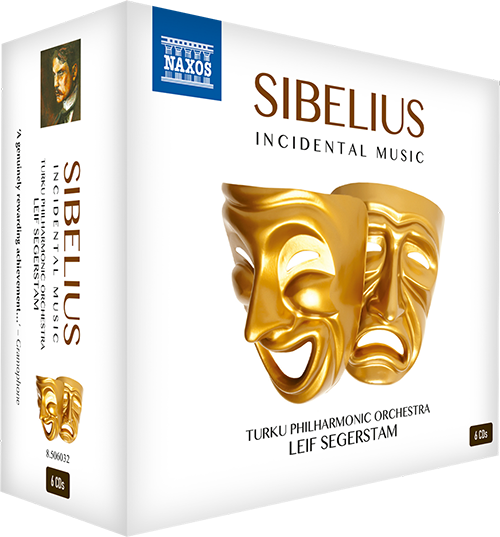 SIBELIUS, J.: Incidental Music (6-CD Box Set)