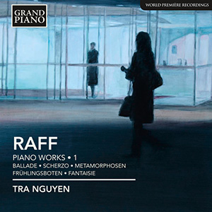 RAFF, J.: Piano Works, Vol. 1
