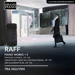 RAFF, J.: Piano Works, Vol. 2