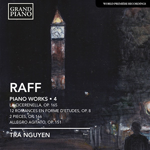RAFF, J.: Piano Works, Vol. 4