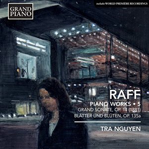 RAFF, J.: Piano Works, Vol. 6