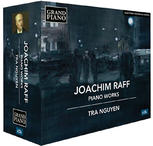 RAFF, J.: Piano Works (6-CD Box Set)