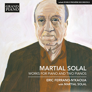 SOLAL, M.: Piano and 2-Piano Works