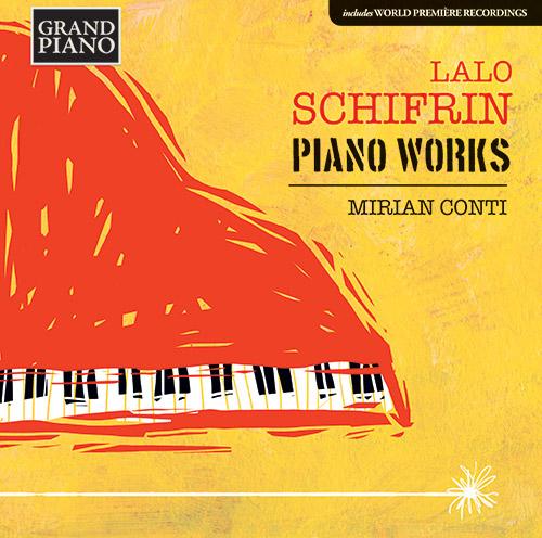 SCHIFRIN, L.: Piano Music