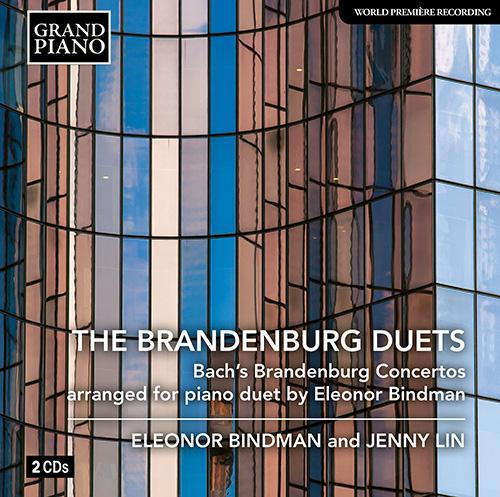 BACH, J.S.: Brandenburg Duets Nos. 1-6