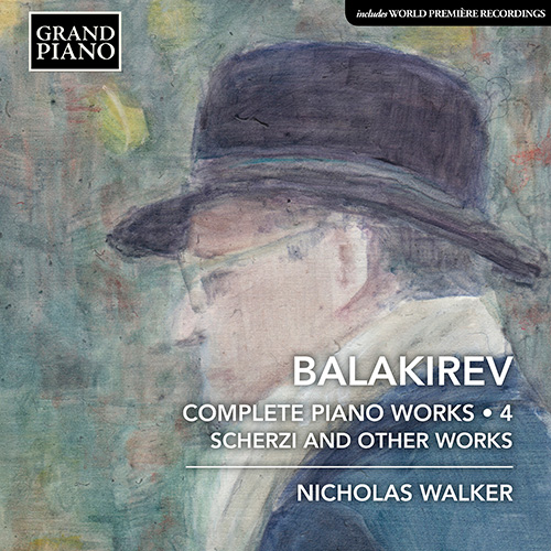 BALAKIREV, M.A.: Piano Works (Complete), Vol. 4