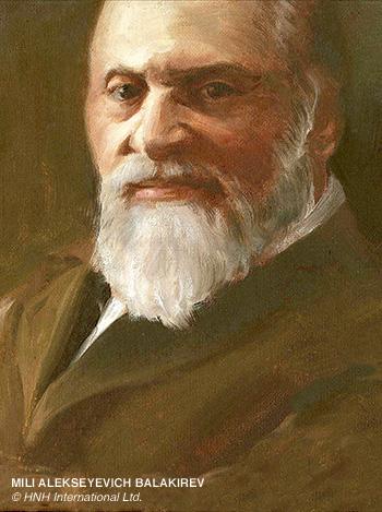 Mili Alekseyevich Balakirev