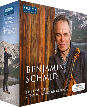 SCHMID, B.: The Complete OehmsClassics Recordings