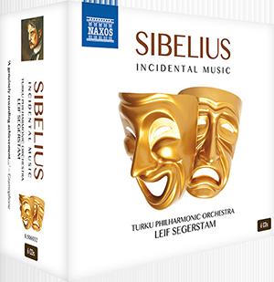 SIBELIUS, J.: Incidental Music (6-CD Box Set)