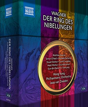 WAGNER, R.: Ring des Nibelungen (Der) [Operas]
