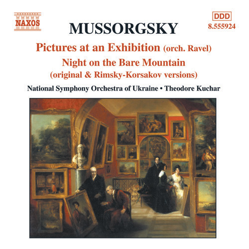 MUSSORGSKY, M.P.: Pictures at an Exhibition