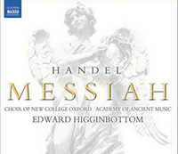 HANDEL, G.F.: Messiah (1751 Version)
