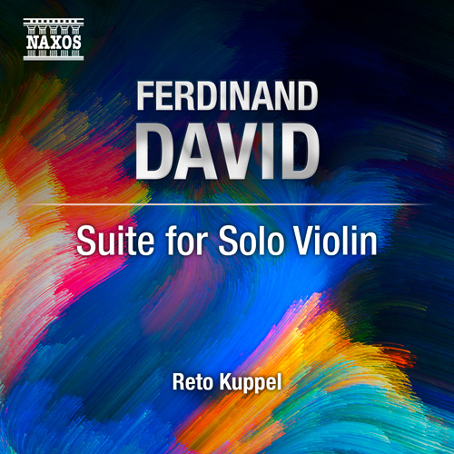 DAVID, F.: Violin Suite, Op. 43 (Kuppel)
