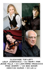 Fred Sherry String Quartet- Bio, Albums, Pictures – Naxos