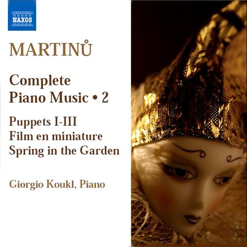 MARTINU, B.: Piano Music (Complete), Vol. 2