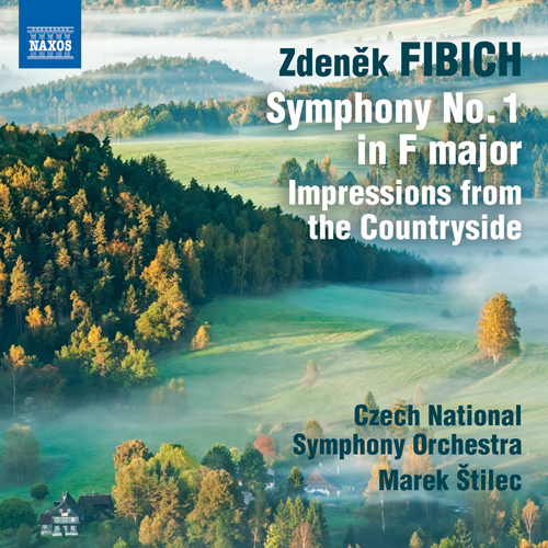 FIBICH, Z.: Orchestral Works, Vol. 1 - Symphony No. 1 / Impressions from the Countryside