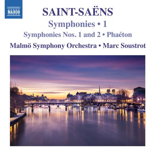 SAINT-SAËNS, C.: Symphonies, Vol. 1- Symphonies Nos. 1 and 2 / Phaéton