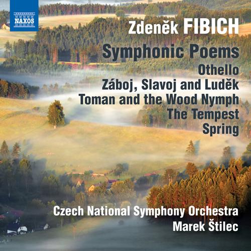 FIBICH, Z.: Orchestral Works, Vol. 3 - Symphonic Poems: Othello / Záboj, Slavoj and Luděk / Toman and the Woodsprite