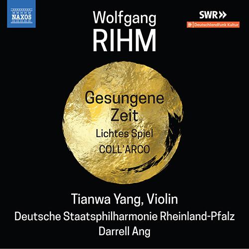 RIHM, W.: Violin and Orchestra Music, Vol. 2