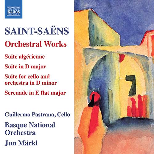 SAINT-SAËNS, C.: Suite algérienne / Suite in D Major, Op. 49 / Suite in D Minor, Op. 16bis / Sérénade