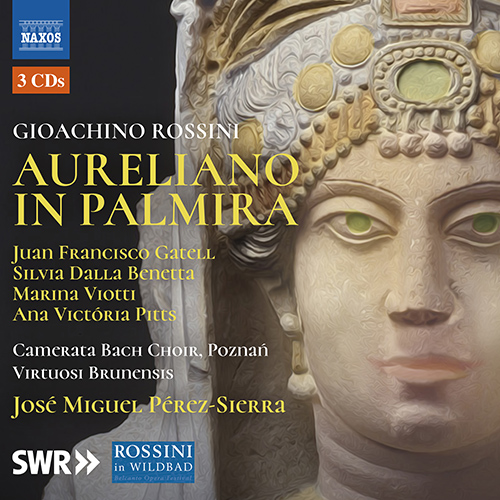 ROSSINI, G.: Aureliano in Palmira [Opera]