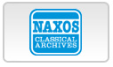 naxos classical archives Information