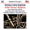 Wind Concertos - Ticheli, Warnaar, Ranjbaran