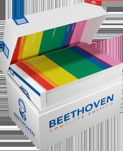 BEETHOVEN, L. van: Edition (Complete) (90-CD Box Set)