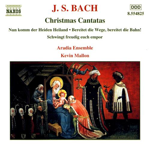 BACH, J.S.: Christmas Cantatas