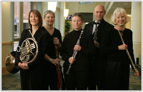 Blair Woodwind Quintet
