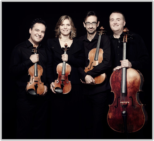 Bretón String Quartet