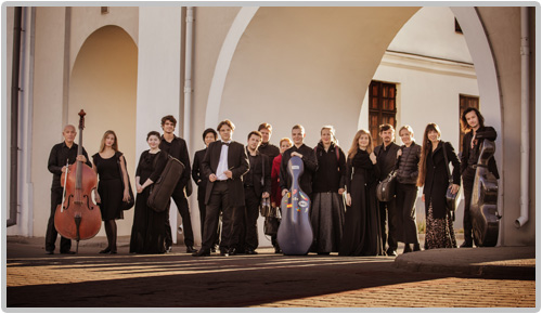 East-West Chamber Orchestra