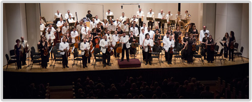 Eastern Music Festival Faculty Orchestra