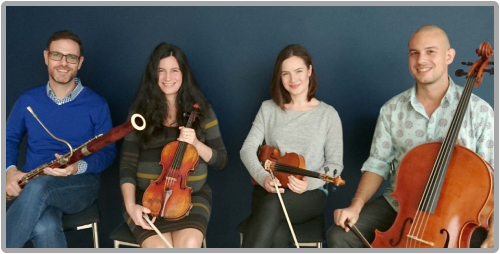 Hall String Trio, The
