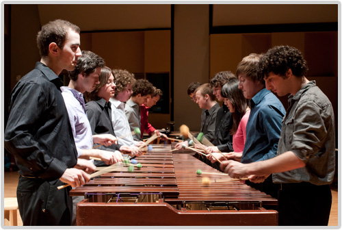 McGill Percussion Ensemble