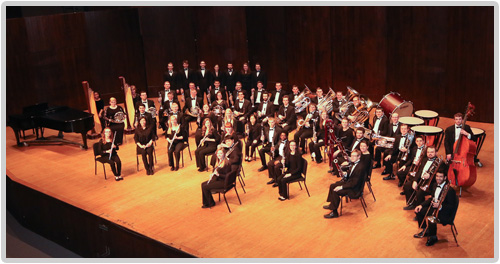 Ohio State University Wind Symphony