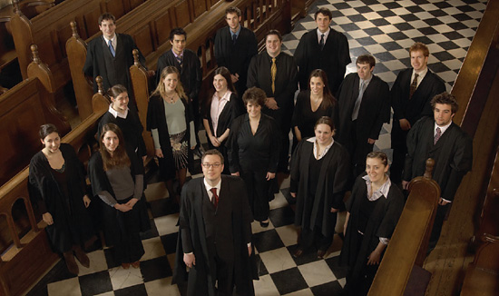 ROYAL HOLLOWAY CHOIR, UNIVERSITY OF LONDON