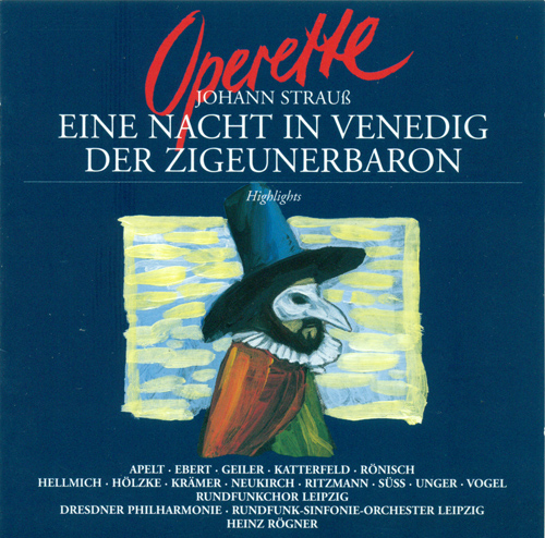 STRAUSS II: Night in Venice (A) / Der Zigeunerbaron (Highlights) (Rogner)