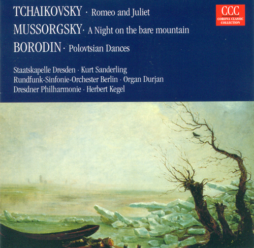 TCHAIKOVSKY, P.I.: Romeo and Juliet / MUSSORGSKY, M.P.: St. John's Night on Bald Mountain / BORODIN, A.P.: Polovtsian Dances