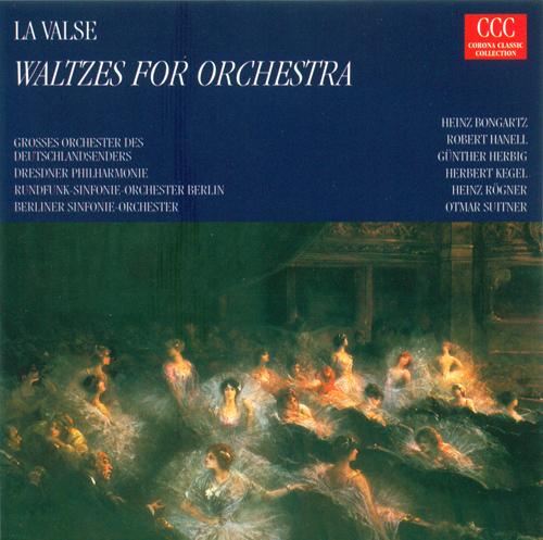 Orchestral Music (Waltzes) - WEBER, C.M. von / STRAUSS II / TCHAIKOVSKY, P.I. / SIBELIUS, J. / KHACHATURIAN, A.I. / GLAZUNOV, A.K. / RAVEL, M.