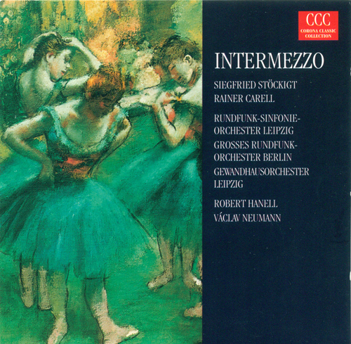 Orchestral Music - RACHMANINOV, S. / RUBINSTEIN, A. / SCHUBERT, F. / SCHUMANN, R. / DELIBES, L. / CHABRIER, E. / ALBENIZ, I.  (Intermezzo)