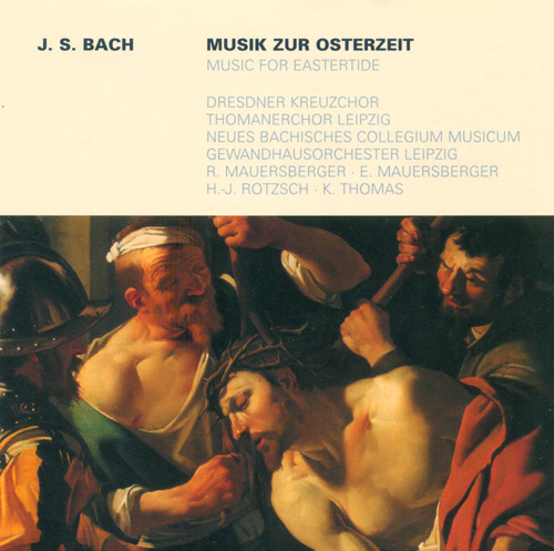 BACH, J.S.: Choral Music for Easter - BWV 4, 56, 106, 134, 244 (Thomas)