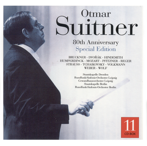 SUITNER, Otmar: 80th Anniversary Special Edition