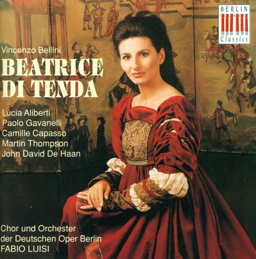 BELLINI, V.: Beatrice di Tenda [Opera] (Aliberti)