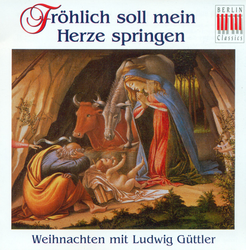 CHRISTMAS MUSIC WITH LUDWIG GUTTLER