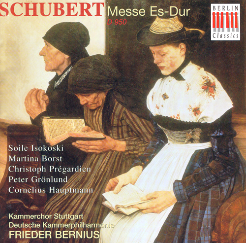 SCHUBERT, F.: Mass No. 6 (Bernius)