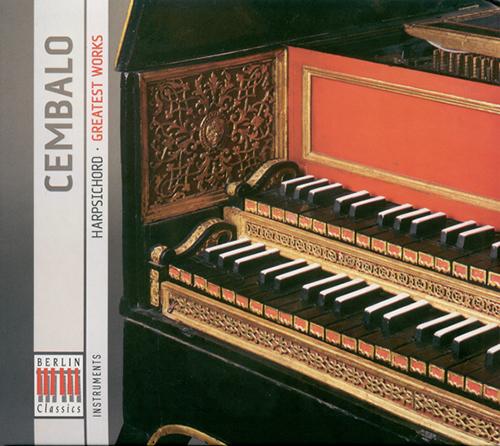 Harpsichord Music - POGLIETTI, A. / MUFFAT, G. / BACH, C.P.E. / CABEZON, A. de / BYRD, W. / SWEELINCK, J.P. / FRESCOBALDI, G.A.