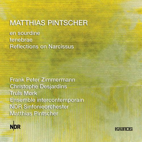 PINTSCHER, M.: en sourdine / tenebrae / Reflections on Narcissus (F.P. Zimmermann, Desjardins, Mork, Pintscher)