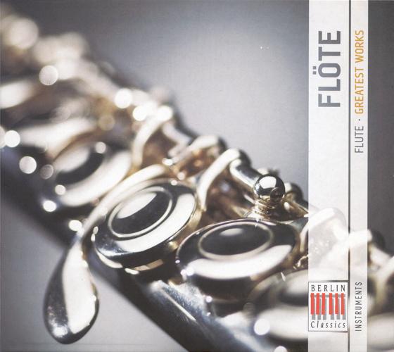 Flute Music - VIVALDI, A. / PREUSSEN, F. II von / MOZART, W.A. / BACH, J.S. / QUANTZ, J.J. / POULENC, F. / DEBUSSY, C. (Flute - Greatest Works)