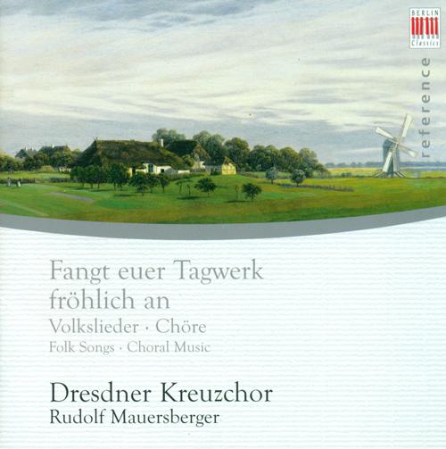 Choral Concert: Dresden Kreuzchor - FEDERER, J.A. / MENDELSSOHN, Felix / SCHUMANN, R. / LYRA, J.W. / MOZART, W.A. / BRUCH, M. / WEBER, C.M. von
